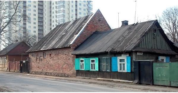 В районе Грушевки снесут тысячу частных домов