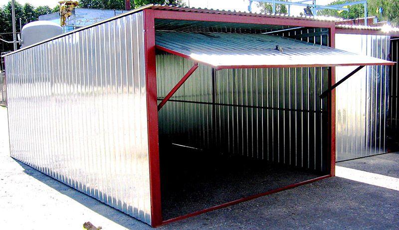Купить недорого гараж пенал металлическая конструкция для гаража