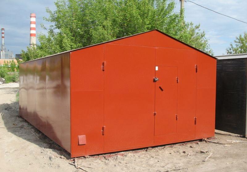 Металлический гараж является ли объектом капитального строительства купить металлический контейнер гараж